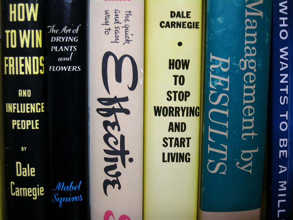 A list of the best time management books